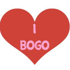 Bogo Chart Bogo Chart