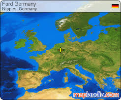 ford germany nippes google satellite map Satellite Map Of Germany ford germany satellite map satellite map germany