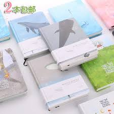 1 2pcs our story begins color pages notebook summary ilrated thicker notebook blue house