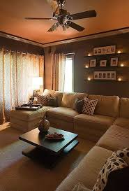 cozy living room ideas. Brown Couch Decors Cozy Living Room Ideas Fan Chandelier Manufacturing Vintage Beauty