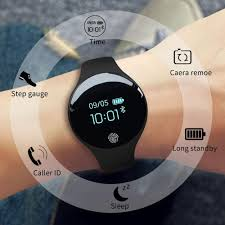 <b>SANDA Bluetooth Smart Watch</b> for IOS & Android for Men and Women