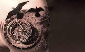 тату часы татуировки страница 2