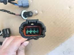 factory oem infiniti qx hid xenon headlight wiring harness wire infiniti qx56 hid xenon headlight wiring harness wire cord light bulbs