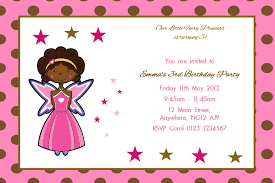 Polka Dot Invitations Personalised Fairy Polka Dot Invitations