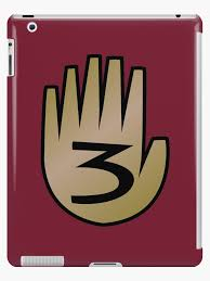 3 hand book from gravity falls by tortoise