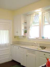 Yellow Kitchen Pale Yellow Kitchen Walls Version Of The Cottage Kitchen