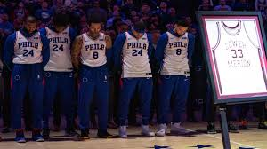 Height of bar is margin of victory • mouseover bar for details • click for box score • grouped by month. Joel Embiid Wears No 24 And Scores 24 Points As 76ers Honor Late Lakers Legend Kobe Bryant Cbssports Com