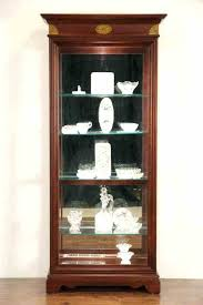 rnerjpg home display cabinets corner glass cabinet rner