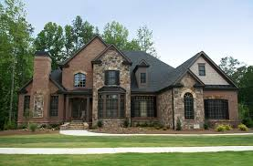 brick home designs ideas. home designs awesome stone combination wall brick homes ideas t