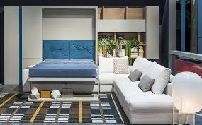 tango murphy bed by clei wall for bed small spaces