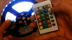 unboxing and review 5m 5050 rgb 300 smd led strip lights with remote controller you