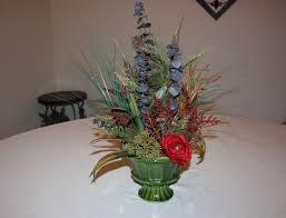 Silk Arrangements For Home Decor Custom Spring Decor Silk Flower Arrangement Home Decorating