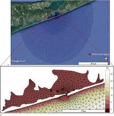 Noaa Tide Charts Nj Impact Of Discrepancies Between Global Ocean Tide Models On