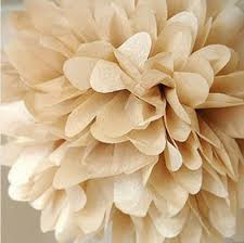 Paper Flower Balls To Hang From Ceiling Details About 10pcs Gold Tissue Hanging Paper Pom Pom Craft Flower Ball Wedding Party Outdoor
