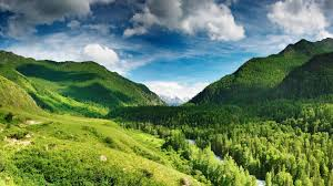 Green Mountain Wallpaper ...