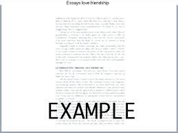 Short Essay Examples Free Short Essay Examples How Do I Format An Essay Essay Writing Short
