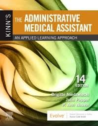 Kinns The Administrative Medical Assistant 9780323613651