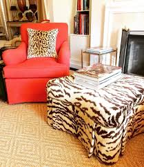 """Jane Shelton Fabrics on Instagram: """"🐯🦁🦒We are just WILD about our  founder Jane Shelton's living room, featuring two of our favorite fabrics -  Savanna (pillow…"""