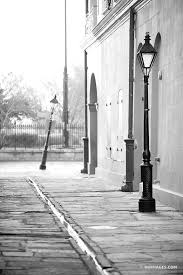 > fine art photography prints new orleans wall art buy  pirates alley french quarter new orleans black and white vertical