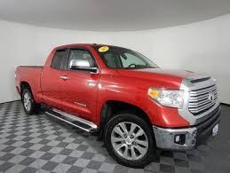 Used 2017 Toyota Tundra For Sale In The Buffalo Ny Area