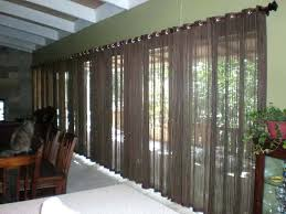 patio door curtains and blinds best sliding door blinds ideas on sliding door curtains blinds for
