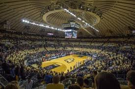 Purdue Basketball Game Review Of Mackey Arena West
