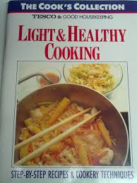 Good Housekeeping Light And Healthy Recipes Tesco And Good Housekeeping Light And Healthy Cooking The