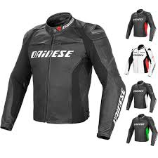 dainese racing d1 motorcycle leather jacket