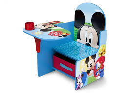 Mickey Mouse Desk Accessories - Real Wood Home Office Furniture ...