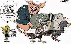 Resultado de imagen para pobreza y corrupcion