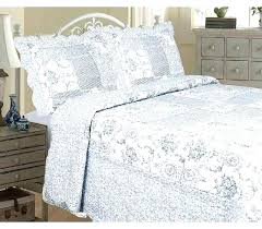 toile bedspreads