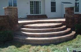 diy patio ideas medium size raised patio photos construction images ideas patios designs concrete patio designs