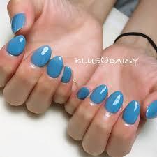 夏オールシーズンシンプルワンカラーターコイズ Blue Daisyの