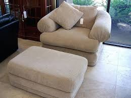 overstuffed chair with ottoman big and chairs ottomans