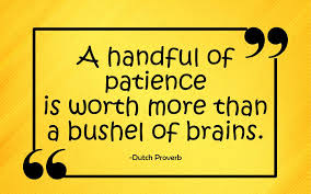 Patience Quotes That Will Calm You Down 5 Incredible Sayings