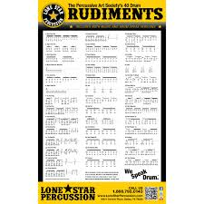 Hybrid Rudiment Chart Printable Drum Rudiments Related Keywords Suggestions