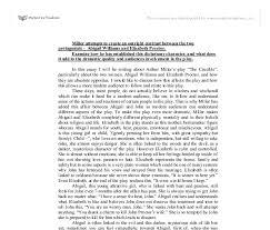 John Proctor Abigail Williams Essay Custom Paper Example