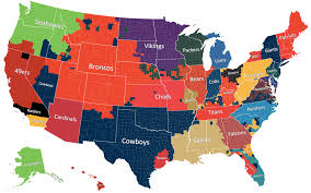 Superbowl Chart 2017 Top 9 Maps And Charts That Explain Super Bowl Geoawesomeness