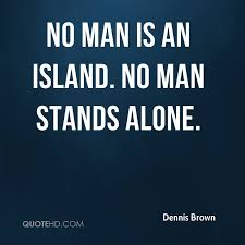 no man is an island essay tagalog