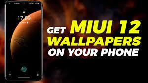 Download MIUI 12 Super Live Wallpapers ...