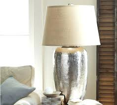 hammered metal table lamp s lic s hammered metal table lamp base