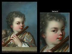 Jean-Guillaume Blanchon - Junge Mit Flöte Und Hund - blanchon_jean_guillaume-junge_mit_fl%25C3%25B6te_und_hund~OM5b1300~10303_20050923_62-49_10
