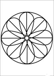 mandalas coloring pages for kids 42
