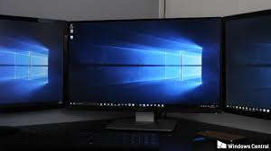 best size monitor for gaming is a pc monitor or tv better for xbox one gaming windows central