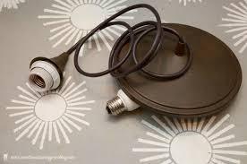 oil bronze finish recessed light conversion kit for pendant lamp ideas