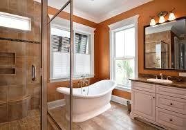Light Brown Paint Color Bathroom 10 Ways To Add Color Into Your Bathroom Design Freshome Com