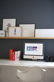 office ideas ikea. Desk #workspace Grey Wall - White -office Office Ideas Ikea