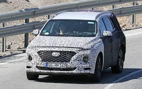 2018 hyundai new car. modren car the new 2018 hyundai santa fe  inside hyundai car
