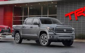 Toyota unveils 2018 Tundra TRD Pro Sport signaling refresh for ...