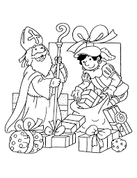 25 Zoeken Kleurplaten Sinterklaas Zwarte Piet Mandala Kleurplaat